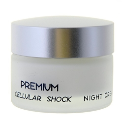 Крем Eldan Premium Cellular Shock Night Cream - Ночной «Premium cellular shock» 50 мл