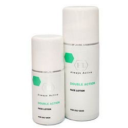 Лосьон Holy Land Double Action Face Lotion, для лица - 250 мл